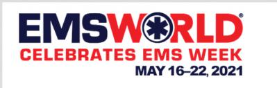 EMS World conmemora a todos los profesionales de EMS / EMS World commemorates all EMS practitioners and the important word they do in our nation's comummunities